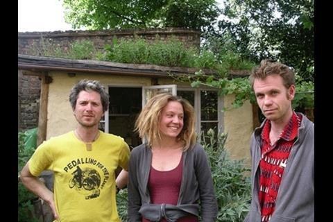 Adrian Leaman, Sophie Kuhn and Andrew Dixon